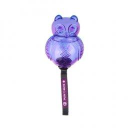 """Gigwi """"Push To Mute"""" Owl - Purple/Blue"""