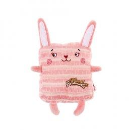 Gigwi Plush Friendz with Squeaker Rabbit