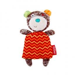 Gigwi Refillable Catnip - Bear