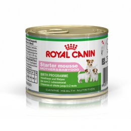 Royal Canin Starter Mousse Canned 195 g.