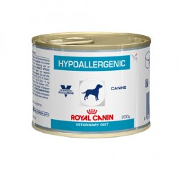 Royal Canin Vet Diet Dog Hypoallergenic Canned (200 g.)