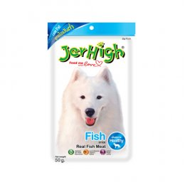 Jerhigh Dog Snack Fish Stick (50 g.)