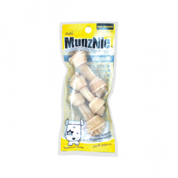 "MunzNie Natural Knotted Bones 2.5"" (3 pcs.)"