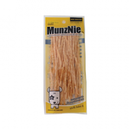 MunzNie Fish Strips : Crab Flavor (30 g.)