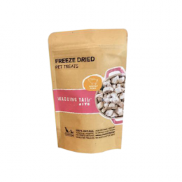 Wagging Tail Mini Pork Freeze Dried (15 g.)