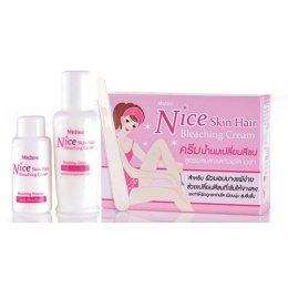 Mistine Nice Skin Hair Bleaching Cream