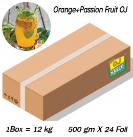 Orange & Passionfruit Beverage Powder