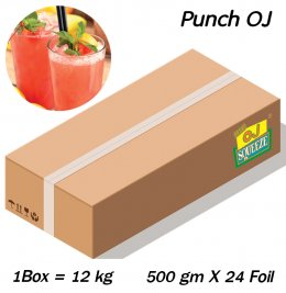 Punch Beverage Powder