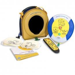 เครื่องช่วยสาธิตการกระตุกหัวใจด้วยไฟฟ้าแบบอัตโนมัติ(AED trainer 500P)