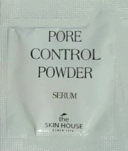 The skin house Pore control powder serum *6ซอง