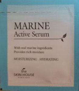 The skin house Marine Active Serum *6ซอง