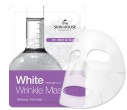 the skin house White Wrinkle mask