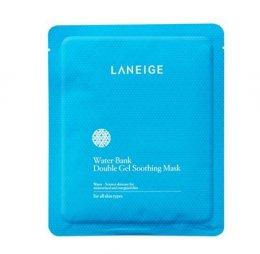 Laneige water Bank double gel soothing mask (1ea)