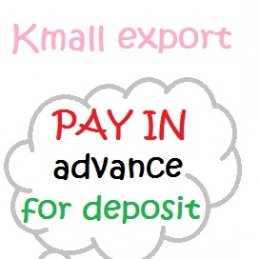 Pay in advance