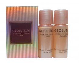 GEOLUTION Shark's fin Collagen Dual Kit