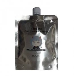moeto POP Devil color treatment ampoule 130ml #Silver