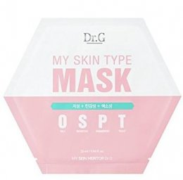 DR.G My skin type mask # O S P T