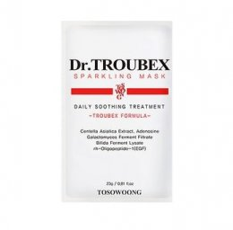 Tosowoong Dr.Troubex sparkling mask