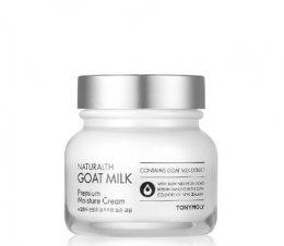 Tonymoly Naturalth GOAT MILK Premium moisture cream 60ml