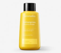 aromatica Lemongrass volumizing shampoo 50ml