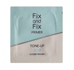 Etude house Fix and Fix primer tone-up #mint 1ml*10ea