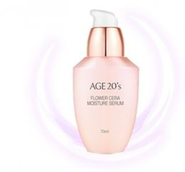 AGE20's Flower cera moisture serum 70ml