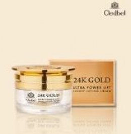 Cledbel 24K Gold Ultra Power Lift luxury Lifting cream 50ml