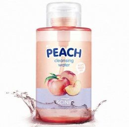 SCINIC My peach cleansing water 500ml