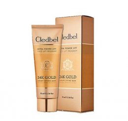 Cledbel Face 24K gold collagen lifting mask 70ml