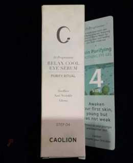 Caolion Relax Cool eye serum 20ml