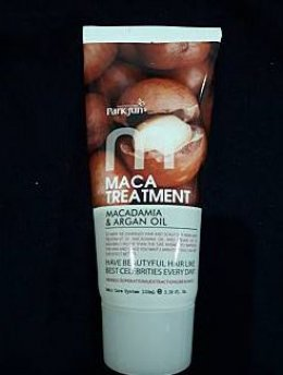Park Juns maca treatment macadamia & argan oil 100ml