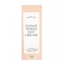 3CE Cedar wood day cream 1ml*2ea