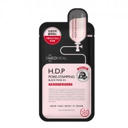 Mediheal H.D.P Pore-Stamping black mask EX.