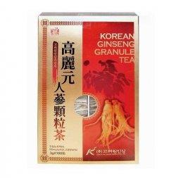 [고려원인삼] Korean Ginseng granule tea 50ซอง