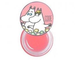 codeglokolor with moomin M tint lip balm #pink pink glow