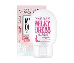 Milky Dress Platinum anti-wrinkle & whitening 65ml