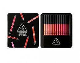 3CE Drawing lip pen kit