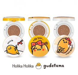 Holika Lazy & Easy Cushion BB SPF50+PA+++ #21