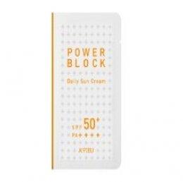 apieu Power Block Daily sun cream 1ml*10ea