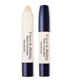 Holika cover & hiding stick concealer #01