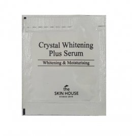 The skin house Crystal whitening plus cream 1ml*6ea