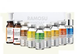 ramosu 100 pure concentrate ampoule #Snail mucin 10ml
