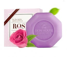 The skin house ROSE herb soap 90g
