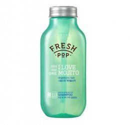 Fresh POP Green herb recipe shampoo 200ml