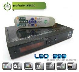 Receiver dBy LEO 99 V1S (รุ่นสลิม)