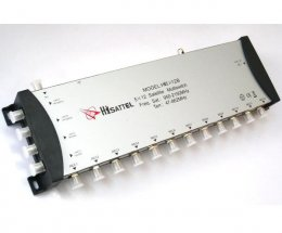 Multi Switch 5X12 HISATTEL +ADAPTER