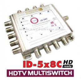 Multi Switch 5x8 IDEASAT (เข้า5ออก8)