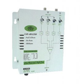 Multi Band Booster dBy รุ่น 3in1