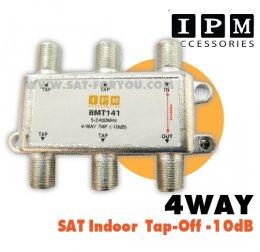 Indoor TAP-OFF IPM 4way -10dB