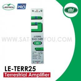 Terrestrial Amplifier dBy รุ่น LE-TERR25